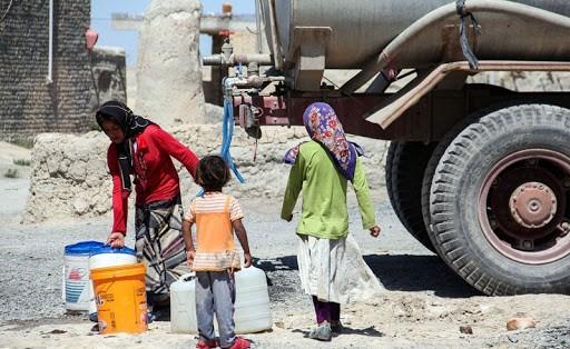 تنش آبی در ۱۷۰ شهر ایران