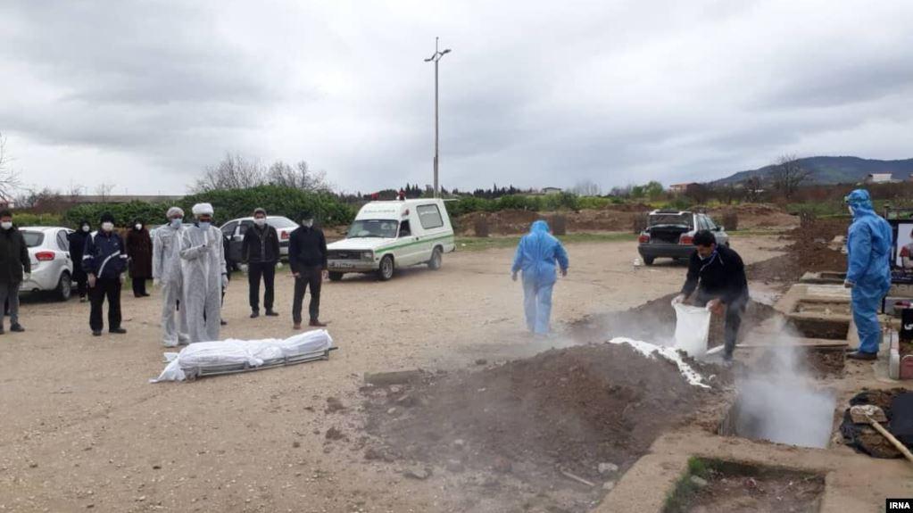 آمار رسمی قربانیان کرونا در ایران از ۱۷ هزار نفر گذشت
