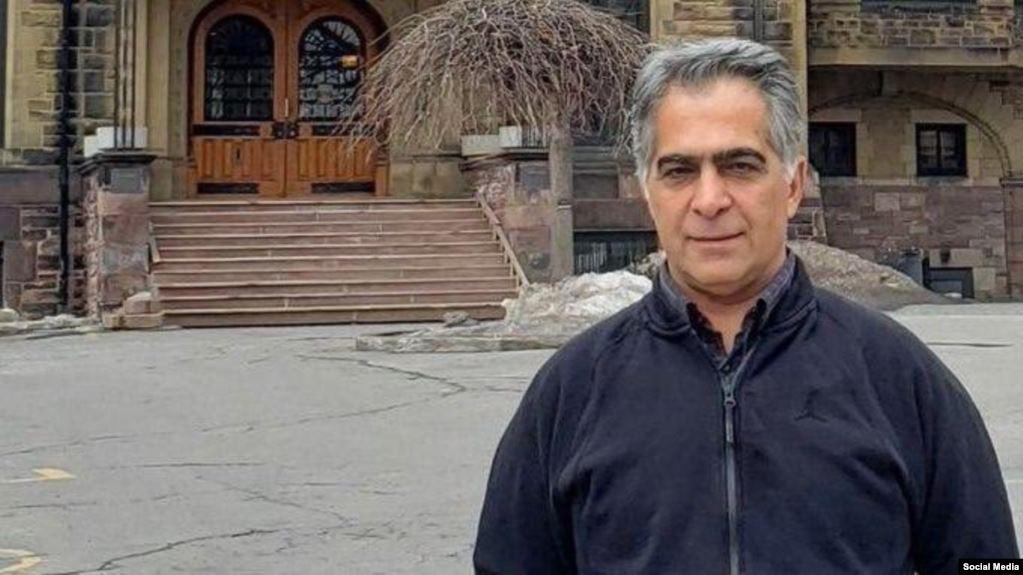 رضا اسلامی، استاد حقوقبشر به «ارتباط با دولت متخاصم» متهم شد