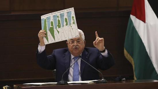 محمود عباس: بدون پایان اشغالگری اسرائيل هیچ صلحی در خاورمیانه ممکن نیست
