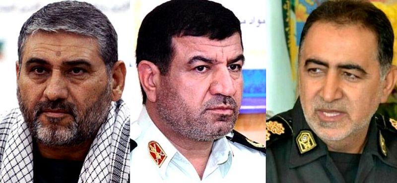 اعتراضات آبان ۹۸؛ آمریکا وزیر اطلاعات و فرماندهان خوزستان و ماهشهر را تحریم کرد