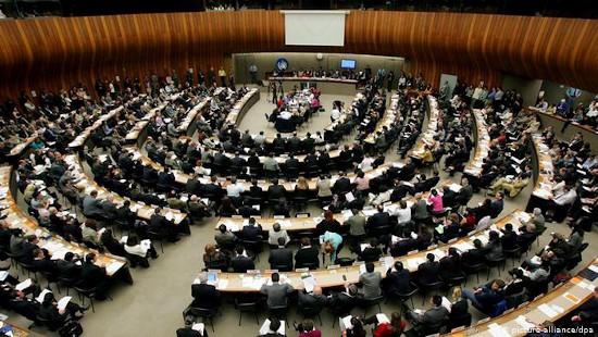 اعتراض ۷۹ کشور به نقض حقوق بشر در ایران با تصویب قطعنامه سازمان ملل