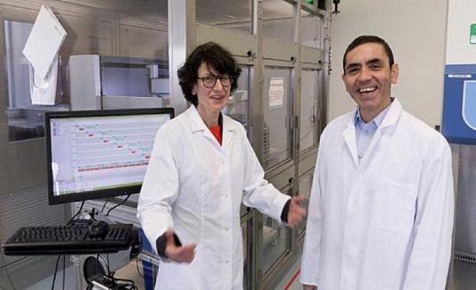 ارونیوز : واکسن کووید۱۹؛ داستان زوج آلمانی ترکتبار که لقب ناجیان زمین را از آن خود کردند
