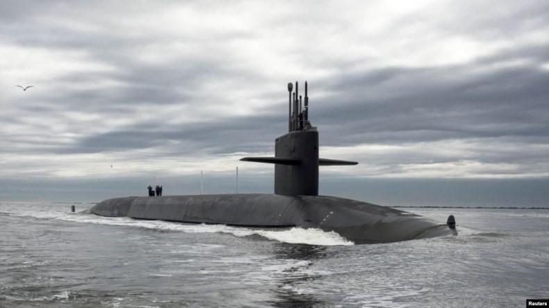 آمریکا یک زیردریایی اتمی و دو ناو جنگی خود را به خلیج فارس فرستاد