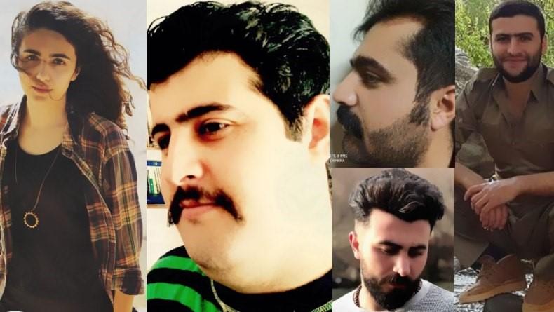 بازداشت دو دانشجو در تهران و پنج نفر در مهاباد
