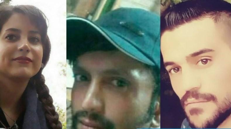 آرشام رضایی، محمد ابوالحسنی و شکیلا منفرد مجموعا به ۸ سال و نیم زندان محکوم شدند