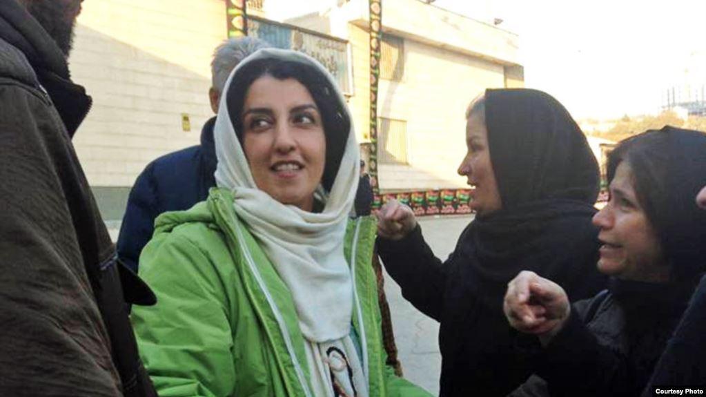 نرگس محمدی: مأموران امنیتی میگویند غیرقانونی از کشور خارج شو