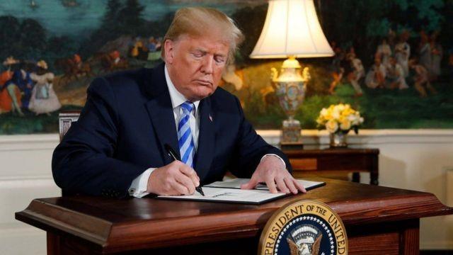 دموکراتها لایحه استیضاح ترامپ را با اتهام 'تشویق به شورش' ارائه کردند