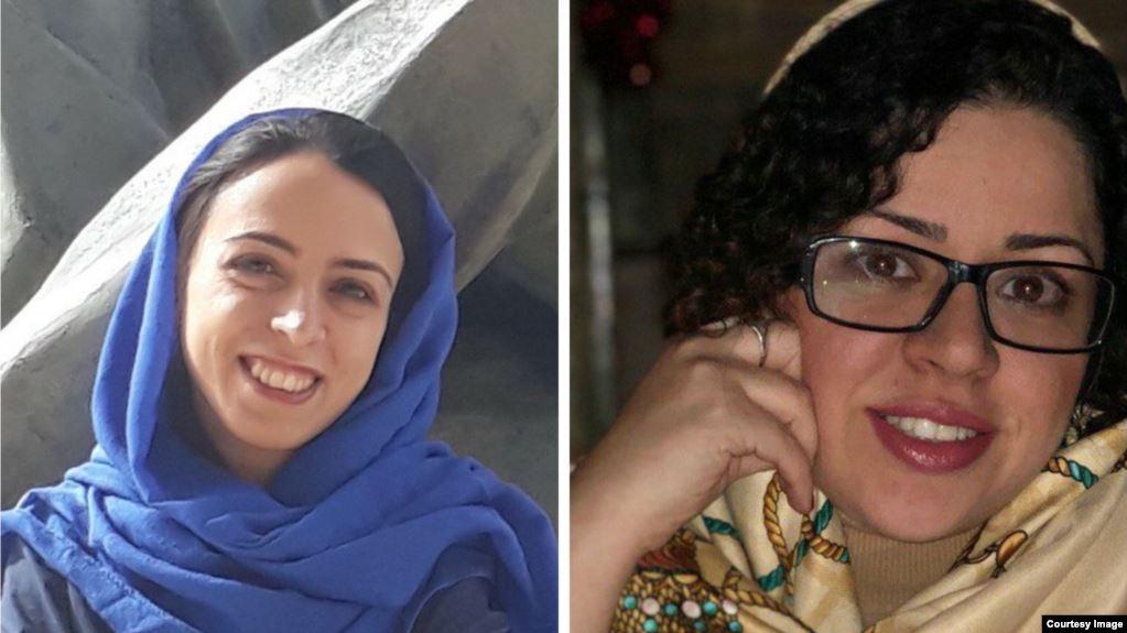 احکام زندان طولانی مدت دو فعال حقوق زنان ایران قطعی شد
