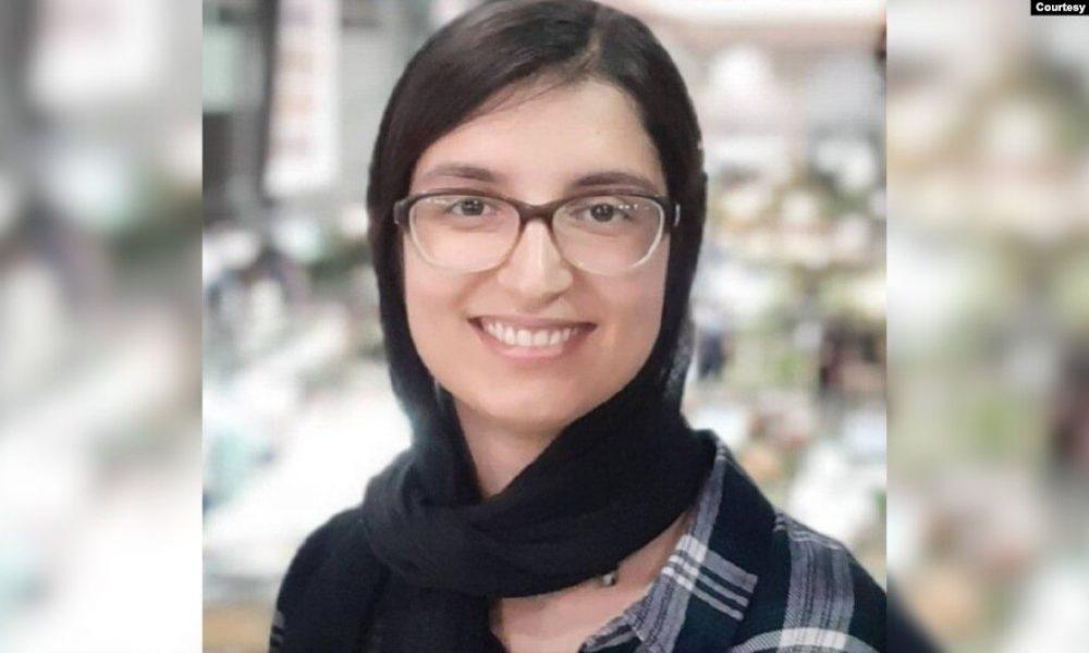 دادگاه تجدیدنظر به پریسا رفیعی به 15 ماه زندان محکوم شد