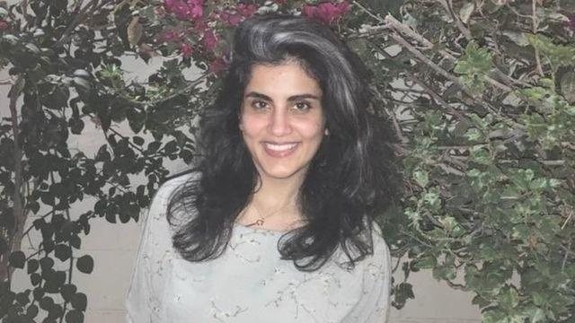 آزادی فعال زن حقوق بشر در عربستان پس از هزار روز