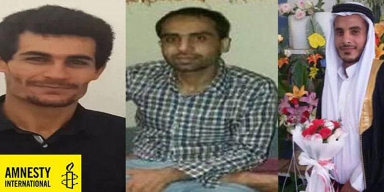 عفو بینالملل؛ فراخوان فوری به توقف اعدام ۸ زندانی عرب و بلوچ