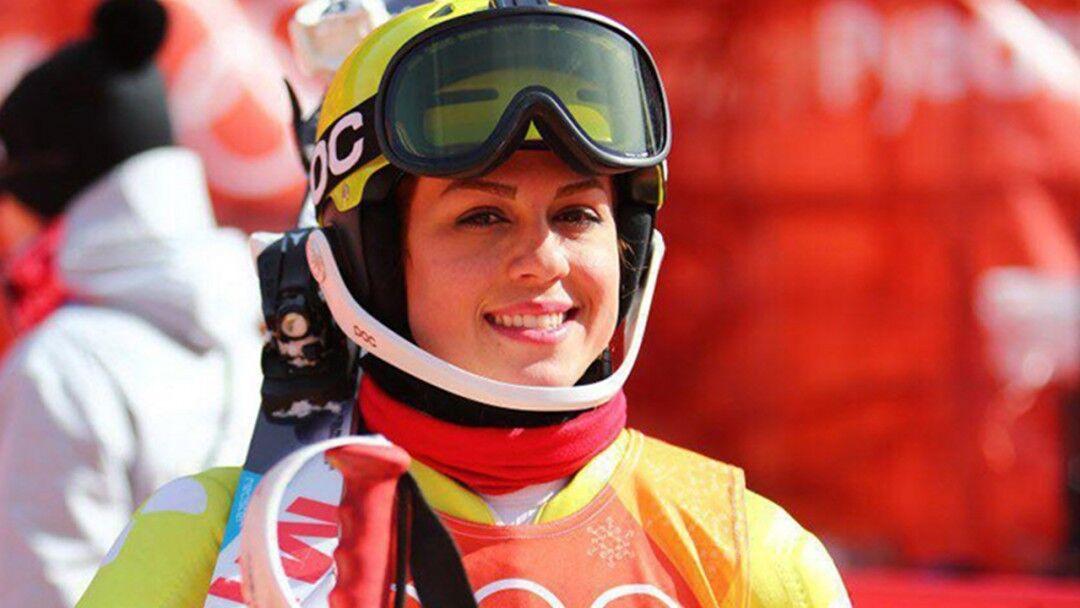 ممنوعالخروجی سرمربی تیم ملی اسکی , سمیرا زرگری مرندی ,  از سوی همسرش
